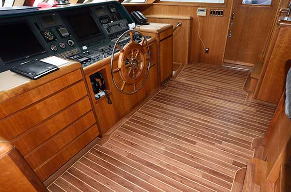 Marine Vinyl | Yachts | Fort Lauderdale | DS Greaves